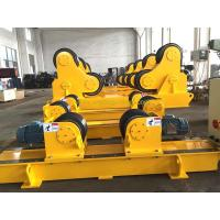 Buy cheap Wireless Control Self Aligning 100 T Pipe Stands for Welding Wind Tower Butt from wholesalers