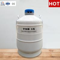 Buy cheap TianChi Liquid nitrogen biological container YDS-15 Long service life product