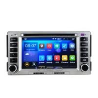 Buy cheap Stereo Radio Android System Car DVD for Hyundai Santa Fe GPS Navigation product