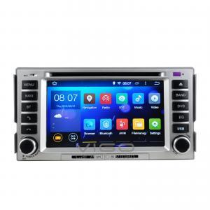 Buy cheap Stereo Radio Android System Car DVD for Hyundai Santa Fe GPS Navigation product