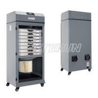 Buy cheap 700W Laser Cutting Solder Fume Extractor , Grey Welding Fume Extractor product
