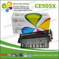 Buy cheap black Compatible Toner cartridge CE505X For HP LaserJet P2035  with chip from wholesalers