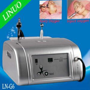 Buy cheap La mejor máquina del facial del oxígeno LN-G6 product