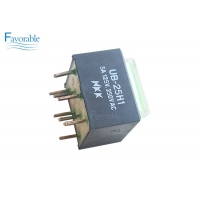 Buy cheap NKK UB-25H1 5a 125v / 250v ac Switch Suitable For Gerber Cutter Xlc7000 Z7 from wholesalers
