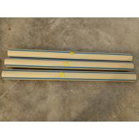 Buy cheap Low Friction Coefficient Conveyor Return Rollers Diameter 108 mm and Length 1400 mm product
