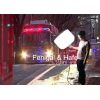 China 400W Glare Free Lighting With Portable Packing Hicase For Flood Emergency Rescue on sale