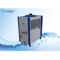 Buy cheap Box Type Energy Saving Carrier Air Cooled Scroll Chiller for Air Conditioning product