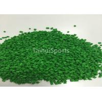 China Heat Resistant Synthetic Grass Infill Recycling For Artificial Grass System wholesale