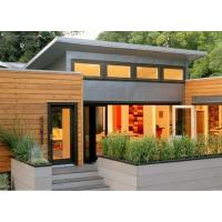 Buy cheap Single-storey prefab house product