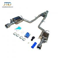 Buy cheap High Performance Stainless Steel Exhaust System For Nissan's infiniti G37 product