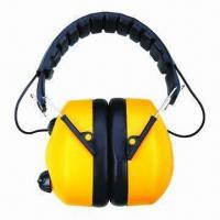 China Safety Ear Muff with FM Radio on sale