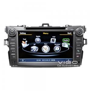 Buy cheap Car Stereo Autoradio Sat Nav DVD Player Navigation For Toyota Corolla C063 product