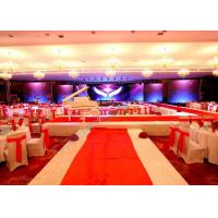 Buy cheap P7.62 Indoor RGB LED Display Full Color For Events / Stadium , 3 Years Warranty product