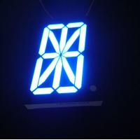 Buy cheap 2.3 inch single digit 16 Segment LED Display For elevator floor indicator product