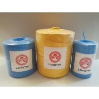 Quality Hight Tenacity 2.5g/M Polypropylene Banana Twine / Agricultural Twine for sale