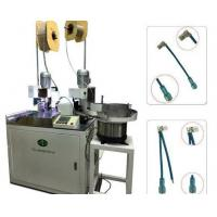 China Both End Automatic Wire Crimping Machine CE Approved for 10mm Cable Head on sale