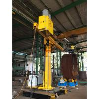 Buy cheap Automatic Column And Boom Welding Manipulators With Self Align Rotator product