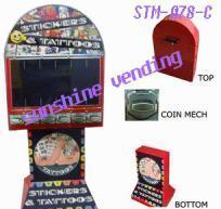 Buy cheap Máquina de venda automática da tatuagem TM078 product