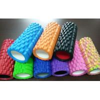 Buy cheap Medicine Smooth Foam Exercise Roller / Sports Foam Roller With Multi Color product