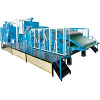 Buy cheap Fiber Processing / Nonwoven Carding Machine High Performance Dust Collection System product