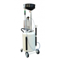 Buy cheap Multifunctional Tank White 90L Waste Oil Drainer product