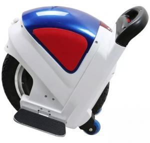 Buy cheap Monocycle de équilibrage d'individu électrique blanc avec l'accoudoir, monocycle à piles from wholesalers