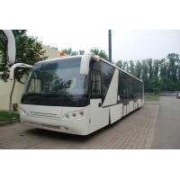 Buy cheap Large Capacity Low Carbon Alloy Body Airport Passenger Bus Ramp Bus DC24V 240W product