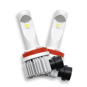 Buy cheap 120w 2pcs 9005 H7 Fog Lamp Bulb , 14400lm LED Headlight Bulb product