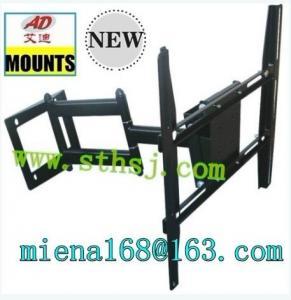 China LCD LED PLASMA TV WALL MOUNT TILT BRACKET 32 37 42 46 50 52 55 on sale