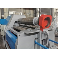 Buy cheap TUV 4 Roller Iron CNC Plate Bending Rolling Machine product