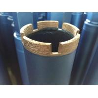 Buy cheap Rock Drill Bits Core Drill Bits For Concrete Drilling concrete cutting with different diameters and working length from wholesalers