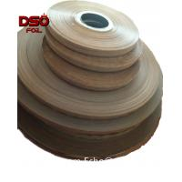 China 6mm short width hot stamping foil on plywood,HL,MDF,Wood,and other materials wholesale
