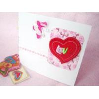 Buy cheap Applique - Heart from wholesalers
