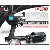 China Iwaver 02 Mini Coopers 1/28 Digital Proportional RC Car wholesale