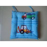 Artificial leather seat cushion