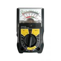 how to use a analog multimeter pdf