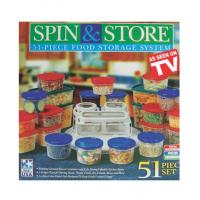 China As Seen On TV 51 Pcs Storage set on sale