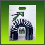 China Garden and water hose EVA coiled hose wholesale