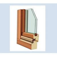 China Building Windows and Doors Wooden Frame Win… Wooden Frame Window on sale