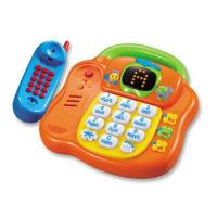 Buy cheap ABC's & 123's Learning Telephone Set 1377 product