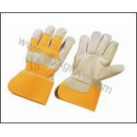 Buy cheap Cow grain working gloves CG01 product