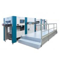 Buy cheap Automatic Die cutting machine and creasi product