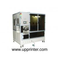 Buy cheap UP-P4-200C Fully Automatic Four color servo pad printer with shuttle product