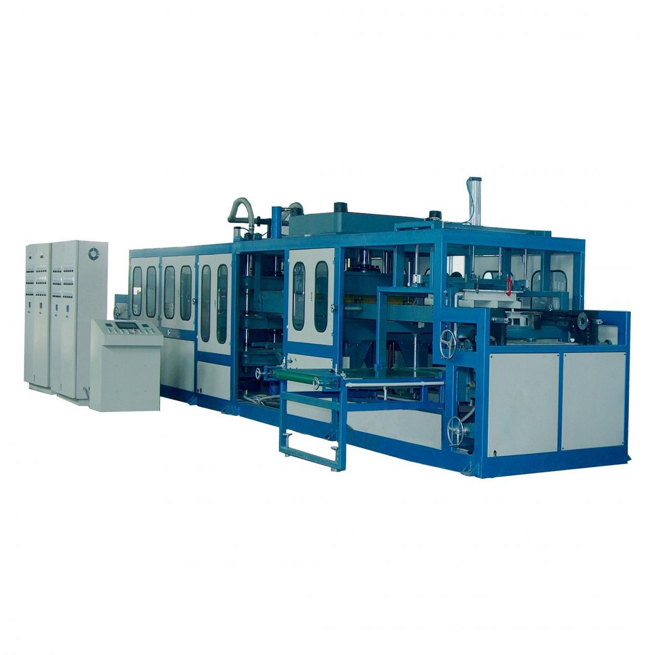 China Fully Automatic Vacuum Forming Machine on sale