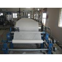 Buy cheap Embroidery Backing Interlining Production Line from wholesalers