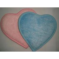 Buy cheap Cleaning pad in heart shape product