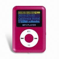 China Flash MP3 Player on sale