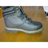 Foot Protection ABP1-1021 - Rubber sole safety shoes
