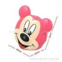 Buy cheap Mickey Shape newest mobile phone Quad Band Dual Card Bluetooth Cellphone product