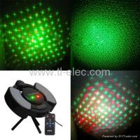 China Disco Laser Player with MP3 Player 1GB Internal Memory And Remote Control on sale